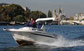 Notre dame de Paris comem dcor poru apprendre à naviguer!