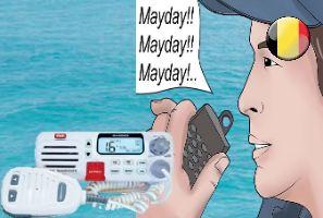 RADIO VHF CRR