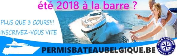 naviguer en 2018 permis bateau